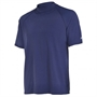 Zoggs Short Sleeve Sun Top Navy