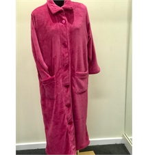 Yuu Empress Gown Button Through Rose