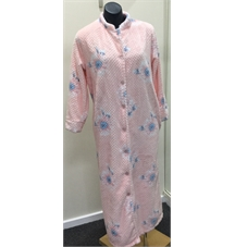 Essence Luxurie Button Through Dressing Gown